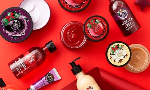 The Body Shop Vouchers