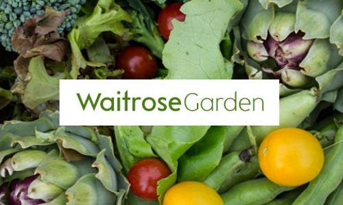 Waitrose Garden vouchers