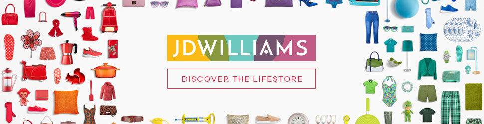 Create best styles using fashion wear from JD Williams and avail attractive offers